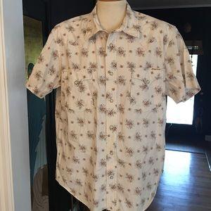 Lucky Brand Distinctive Western Dress Shirt
